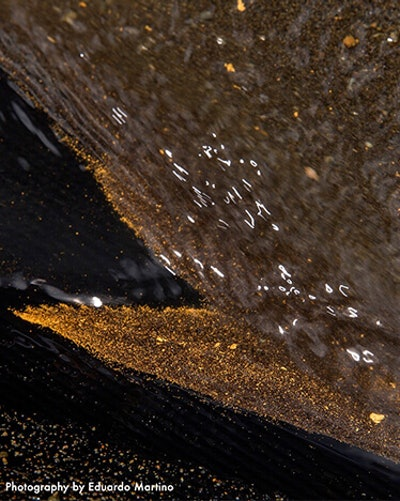 We're introducing IMPACT gold: a mixed alloy consisting of 30% Fairtrade gold and 70% recycled gold.